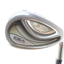Adams IDEA a3OS S Sand Wedge Graphite Grafalloy Womens Ladies Flex 55g 55454D