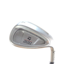 TaylorMade 300 Series L Lob Wedge Steel S-90 Stiff Flex Right-Handed 55467D
