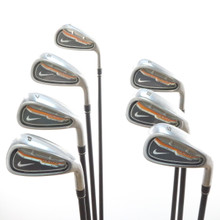 Nike Ignite Iron Set 4-P Iron Set Graphite Regular Flex Right-Handed 55666A