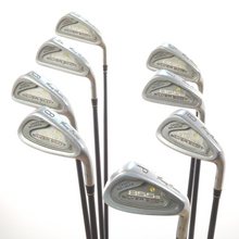 Tommy Armour 855S Silver Scot Iron Set 3-P Graphite G Force 2 Stiff Flex -55670A