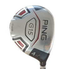 PING G15 4 Fairway Wood 17 Degrees TFC 149 Regular Flex Right-Handed 55691A
