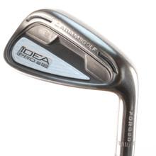 Adams Idea Pro a12 Individual 9 Iron Steel Project X 5.5 Regular Flex 55711A