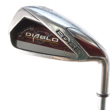 Callaway Diablo Edge Individual 6 Iron Steel Shaft Uniflex Right-Handed 55713A