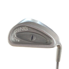 Ping EYE W Pitching Wedge Black Dot Steel Shaft Regular Right-Handed 55943D