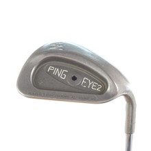 Ping EYE2 + W Pitching Wedge Black Dot Steel Shaft Stiff Right-Handed 55944D