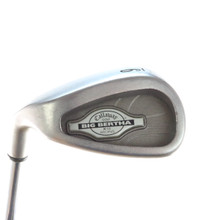Callaway Golf Big Bertha X-12 Individual 9 Iron Steel Uniflex Left-Handed 55958D