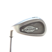 Callaway Golf Big Bertha X-12 Individual 9 Iron Steel Uniflex Left-Handed 55959D