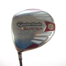 TaylorMade Burner 460 Driver 10.5 Deg Graphite REAX Stiff Flex LH 55855G