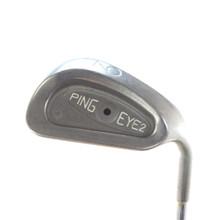 Ping EYE 2 Plus Individual 9 Iron Black Dot MIcrotaper Shaft Stiff Flex 55970D