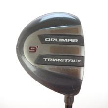 Orlimar Trimetal Fairway Wood 9 Deg Graphite Stiff Flex Right-Handed 55792A