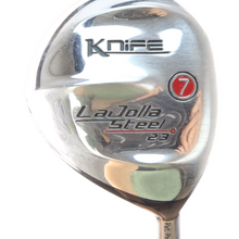 Knife La Jolla Steel 7 Fairway Wood 23 Degrees Fujikura Ladies Flex 56107A