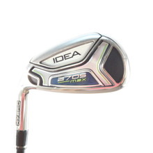 Adams IDEA a7OS Max Individual 8 Iron ProLaunch Graphite Senior Flex LH 56216D