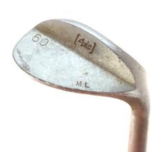 Sic Custom Wedge 60 Degrees Steel KBS Hiv Rev Right-Handed 56146A