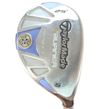 TaylorMade Burner 5 Rescue 25 Degrees Graphite REAX 50 Ladies Flex 56303G
