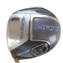 Cobra King MAX Driver 10.5 Degrees Matrix Regular Flex Left-Handed 56161A