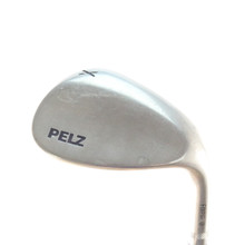 PELZ X Lob Forged Wedge Precision 4.0 Steel Shaft Right-Handed 56234D