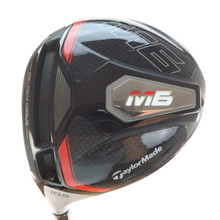 2019 TaylorMade M6 Driver 10.5 Deg Atmos Orange Regular Flex Left-Handed 56166A