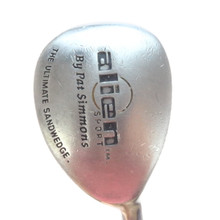 Alien Sport By Pat Simmons The Ultimate Sand Wedge Steel Regular Flex 56219D