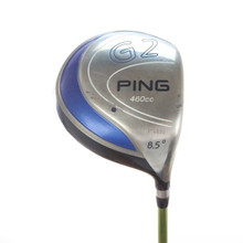 PING G2 460cc Driver 8.5 Degrees Aldila NV Graphite Regular Flex 56341G