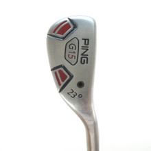 PING G15 4 Hybrid 23 Degrees TFC 149H Soft-R Senior Flex Right-Handed 56418A