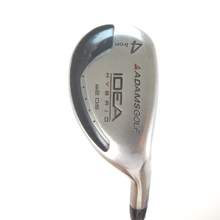 Adams IDEA a2OS 4 Hybrid-Iron Aldila NVS Lite Senior Flex Right-Handed 56422A