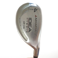 Adams IDEA a2OS 4 Hybrid-Iron Aldila Women's Ladies Flex Right-Handed 56423A