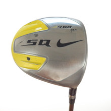 Nike SQ 460 Driver 9.5 Degrees Graphite Design Tsunami R1 Regular Flex 56429A