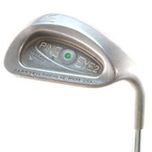 Ping EYE2 Plus W Pitching Wedge Green Dot Steel Stiff Flex Right-Handed 56286D