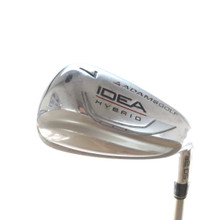 Adams Women's IDEA a2OS Individual 7 Iron Graphite Aldila Ladies Flex 56482D