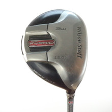 Wilson Staff Fybrid 3 Fairway Wood 15 Deg UST Mamiya Axivcore Regular 56451A