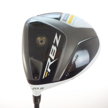 TaylorMade RBZ Stage 2 Driver 10.5 Degrees Graphite Ladies Flex LH 56461A