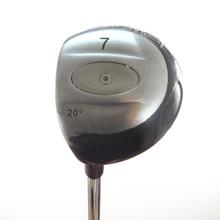 Ping i3 7 Fairway Wood 20 Degrees Steel Stiff Flex Left-Handed 56463A