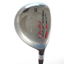 Adams Redline RPM 3 Fairway Wood Grafalloy ProLaunch Regular Flex 56479A