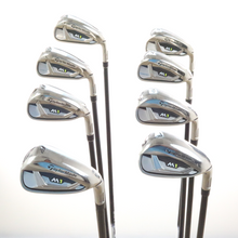 TaylorMade M1 Iron Set 4-P,A Graphite Kuro Kage Regular Flex Right-Handed 56624A