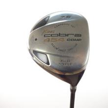 King Cobra 454 Comp Driver 7.5 Deg Aldila VooDoo Graphite Stiff Flex 56714G