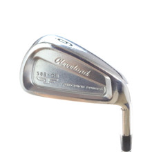 Cleveland 588 CB Precision Forged Individual 6 Iron Steel Stiff Flex 56529D