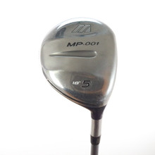 Mizuno MP-001 5 Wood 18 Deg Graphite Shaft Stiff Flex Right-Handed 56719G