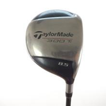 TaylorMade 300 Ti Driver 8.5 Degree Graphite Stiff Flex Right-Handed 56732G
