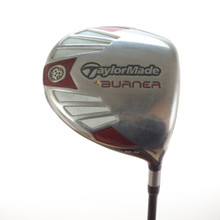 TaylorMade Burner 460 Driver 9.5 Degrees Graphite REAX 50 Stiff Flex 56736G