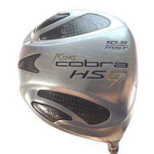 King Cobra HS9 Driver M/ST 10.5 Deg Graphite Design Lite Senior Flex 56647A
