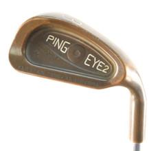 Ping EYE 2 Plus BeCu Individual 3 Iron Black Dot Microtaper Steel Stiff 56559D