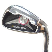 TaylorMade Burner 1.0 Individual 6 Iron Graphite REAX 65 Senior Flex 56562D
