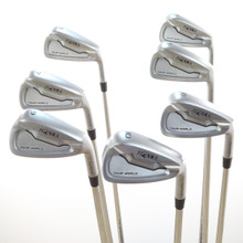 Honma Tour World TW737 P Iron Set 4-10 Steel N.S 950 GH Regular Flex 56654A