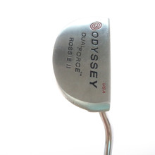 Odyssey Dual Force Rossie II Putter 35 Inches Steel Right-Handed 56659A