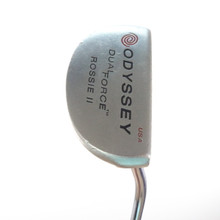 Odyssey Dual Force Rossie II Putter 34 Inches Steel Right-Handed 56661A