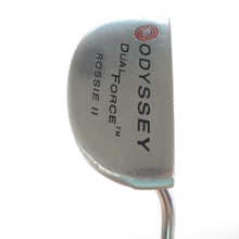 Odyssey Dual Force Rossie II Putter 33 Inches Steel Right-Handed 56662A