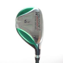 Warrior Golf 5 Hybrid 25 Degrees Graphite Shaft Stiff Flex Right-Handed 56670A