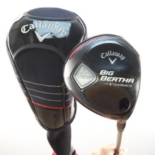 Callaway Big Bertha V Series Driver 9.0 Degrees Diamana Stiff Flex 56776G