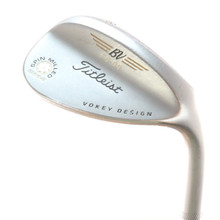 Titleist SM4 Spin Milled Tour Chrome Vokey Wedge 58 Degrees 58.09 Steel 56813D
