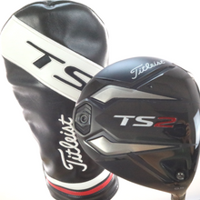 2019 Titleist TS2 Driver 9.5 Degrees Kuro Kage Regular Flex Headcover 56879A